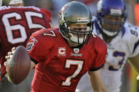 Jeff Garcia... (Photo: AP)