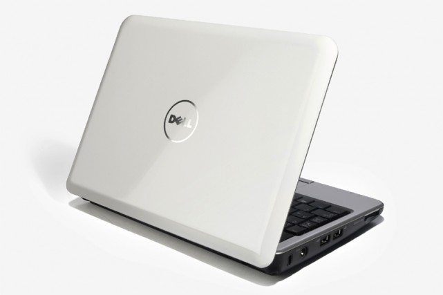 Un ordinateur Dell Inspiron Mini 9...