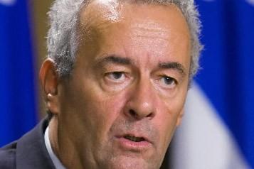 Le Directeur général des élections, Me Marcel Blanchet.... (Photo: PC)