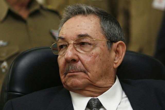 Raul Castro... (Photo: Reuters)