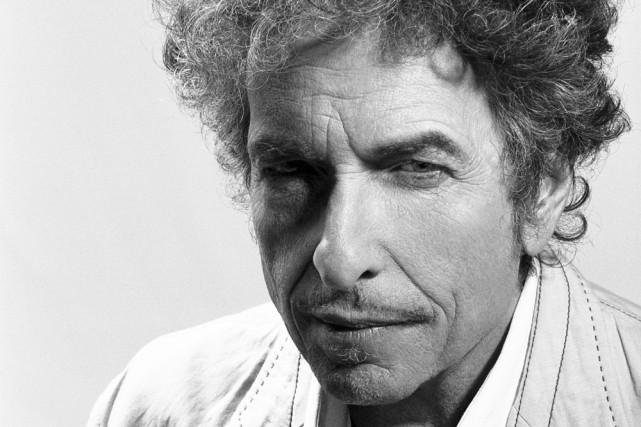Bob Dylan, qu'on voit ici sur une photo... (Photo: Sony BMG)