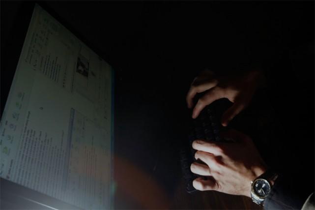 Un internaute français qui avait aidé au suicide une adolescente de 16 ans... (AFP)
