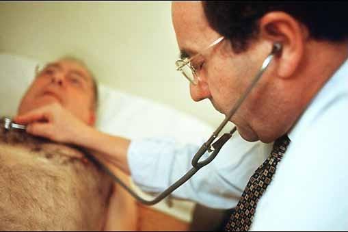 Les infarctus du myocarde silencieux, sans véritable symptôme, seraient plus... (Photo: archives AFP)