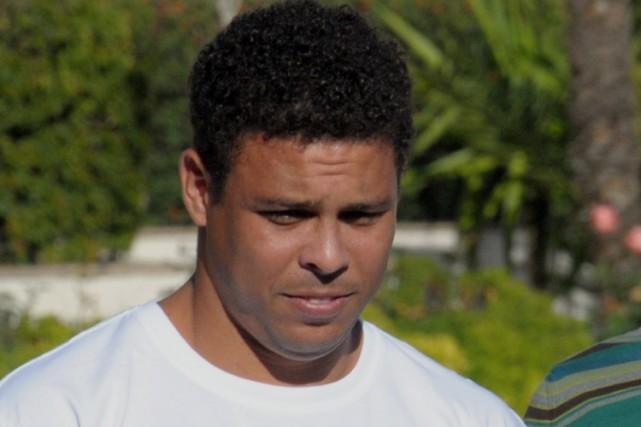 Ronaldo est absent des terrains depuis février 2008... (Photo: AFP)