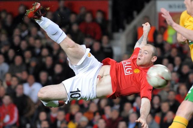 Wayne Rooney... (Photo: AFP)