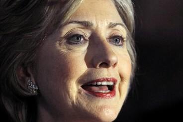 Hillary Clinton... (Photo: AP)