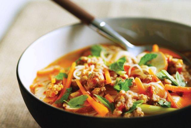 Un bol de pho, cette soupe vietnamienne de... (Photo: PC)