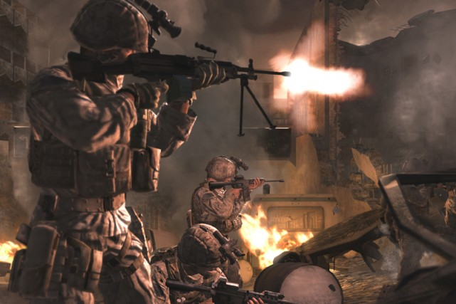 Le jeu «Call of Duty: World at War»... (Xboxer.tv)