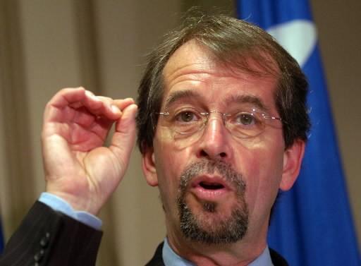 Camil Bouchard... (Photo: archives La Presse)
