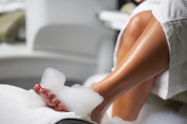 Plus d'une femme sur deux souffre d'insuffisance veineuse, notamment en hiver...