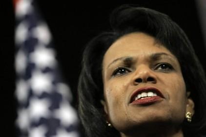 Condoleeza Rice... (Photo: AP)
