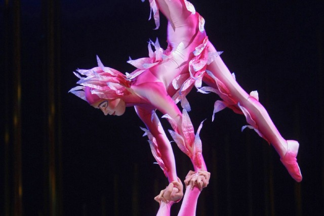 Varekai... (Photo: Reuters)