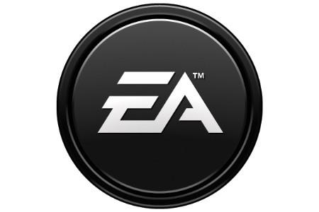 Le logo d'Electronic Arts...