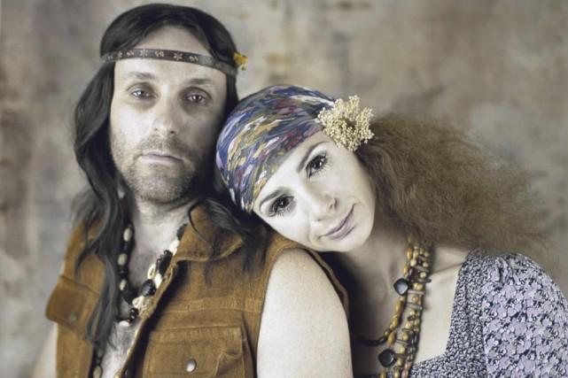Yves St-Pierre et Sonya Stefan ont créé Sonya&Yves,... (Photo: Angelo Barsetti)