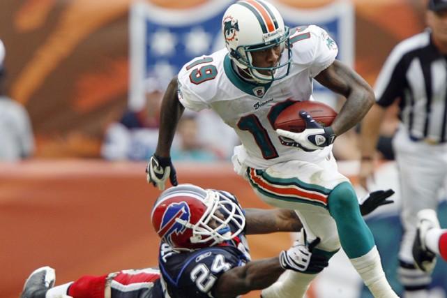 Les Bills de Buffalo affronteront les Dolphins de... (Photo: AP)