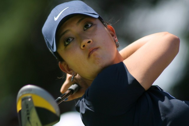 Michelle Wie... (Photo: PC)