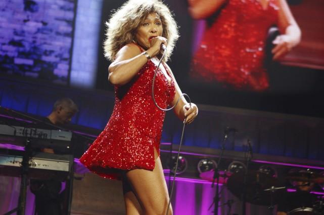 Tina Turner sera en spectacle au Centre Bell...