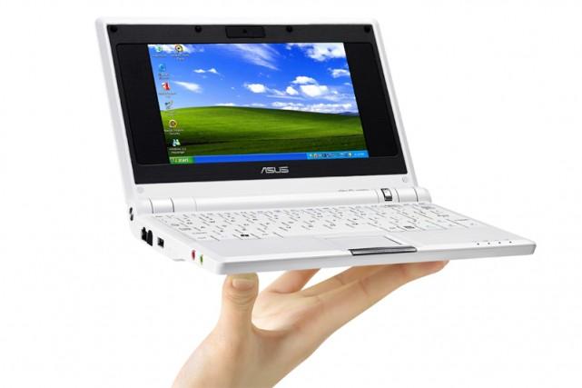 Un Eee PC d'Asus...