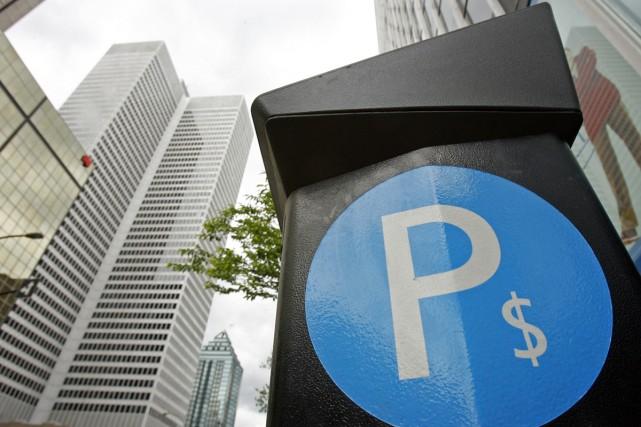 Des gens d'affaires partent en guerre contre la nouvelle taxe sur le... (Archives La Presse)