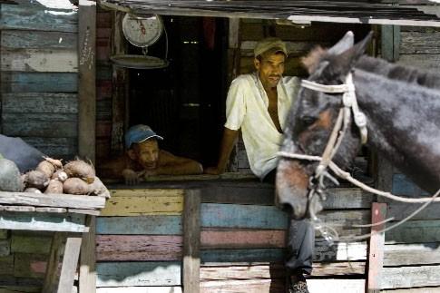 «La terre la plus vierge de République dominicaine.» C'est ainsi que les... (Photo: André Pichette, La Presse)