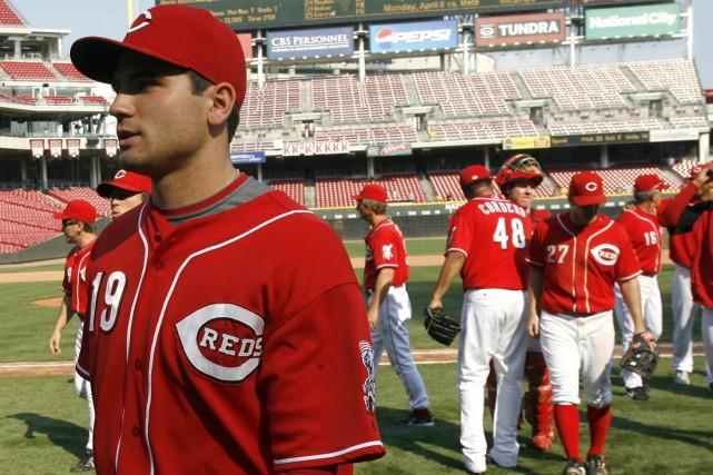 Les Reds de Cincinnati ont décidé que leurs partisans avaient suffisamment... (Photo: AP)