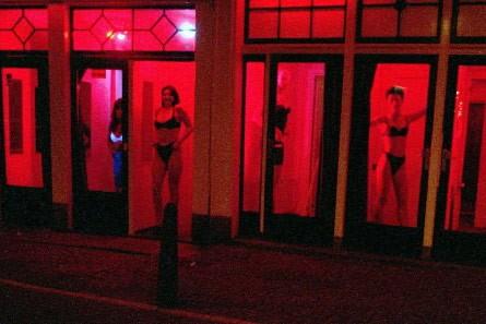 La municipalité d'Amsterdam a annoncé samedi un projet pour réduire de moitié... (Photo: AP)