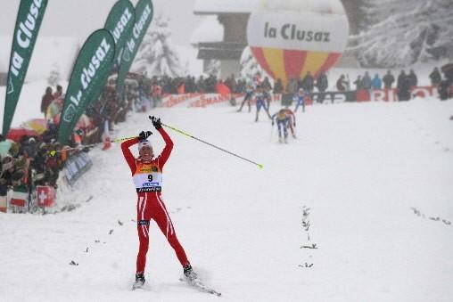 Kristin  Stoermer  Steira... (Photo: AFP)