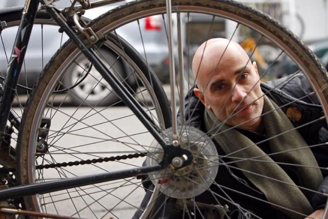 Acteur au physique atypique, séducteur en série pour les unes, fantasme chauve... (Photo: Robert Mailloux, La Presse)