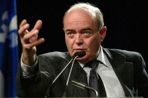 L'ex-bloquiste Ghislain Lebel est candidat du Parti indépendantiste... (Photo: Archives La Presse)