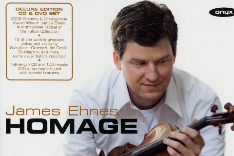 James Ehnes...