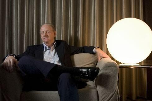 John Saul... (Photo: Ivanoh Demers, La Presse)