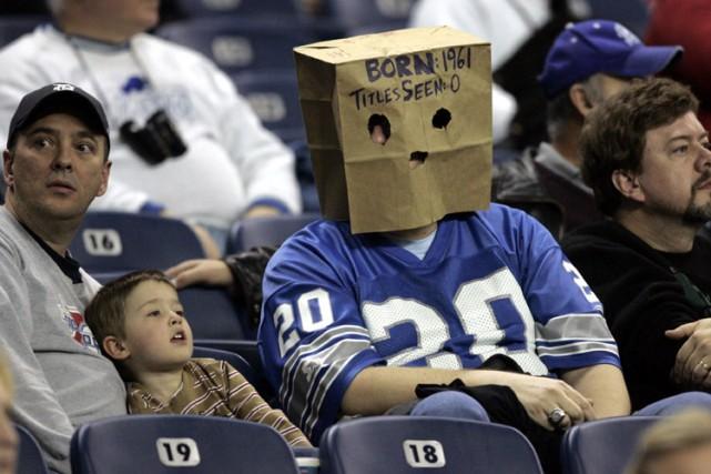 Les Lions de Detroit ont franchi un pas de plus vers une saison historique,... (Photo: Reuters)