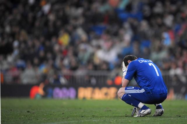 Le Real Madrid, qui avait réussi à revenir à 3-3 après avoir été mené 1-3 à la... (Photo: AFP)