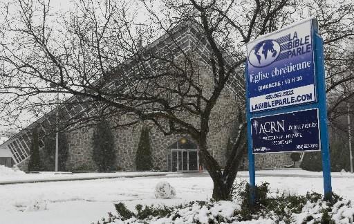 L'Académie chrétienne Rive-Nord... (Photo: David Boily, La Presse)