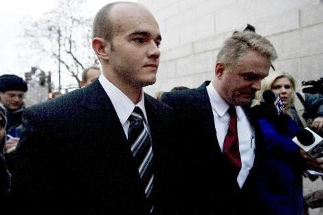 Nick Slatter est accusé d'homicides volontaires, et est... (Photo: Reuters)