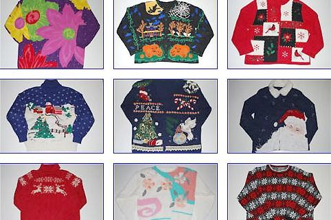 L'hiver est de retour, c'est le temps de sortir ses beaux chandails de laine.... (Photo: www.uglysweaterstore.com)