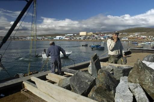 Les autochtones du Grand nord veulent eux aussi... (Photo: La Presse)