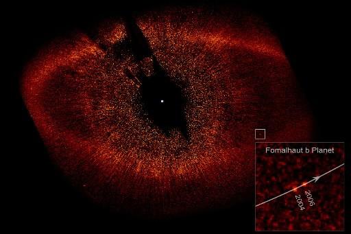 Image captée par le télescope spatial Hubble, le... (Photo: AP)