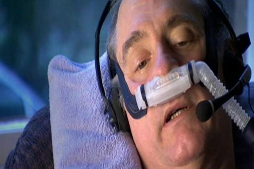 Souffrant d'une maladie cérébrale dégénérative, Craig Ewert, 59... (Photo tirée du film)