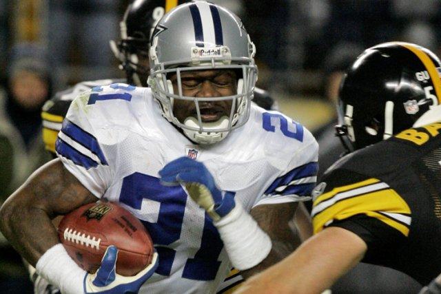 Le demi de coin des Cowboys de Dallas Adam «Pacman» Jones pourrait rater le... (Photo: AP)