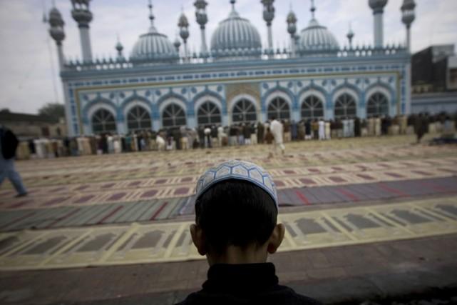 Le président américain élu, Barack Obama, veut «réinitialiser l'image de... (Photo: AP)