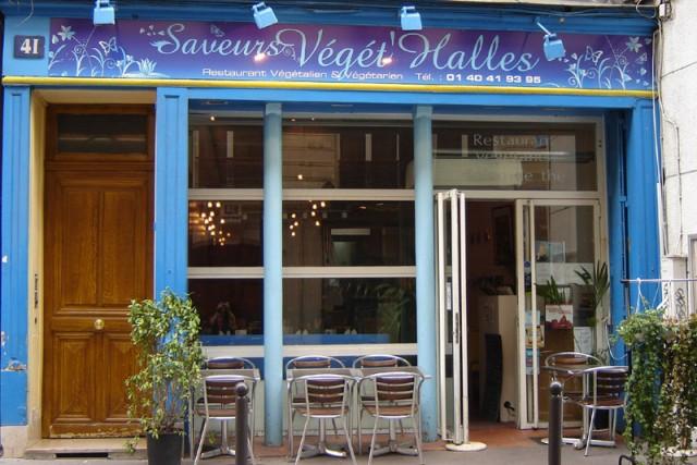 Saveurs Végét'halles est situé en plein coeur de... (Photo: Jean-Richard Gauthier, collaboration spéciale)