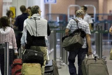 Près d'une soixantaine de gangs distincts ont infiltré les principaux aéroports... (Photo: La Presse)