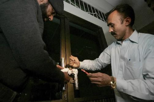 Le gouvernement pakistananais a fait fermer tous les... (Photo: Reuters)