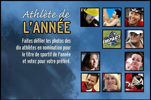L'année 2008 a été riche en émotions pour nos athlètes québécois. Lequel ou...