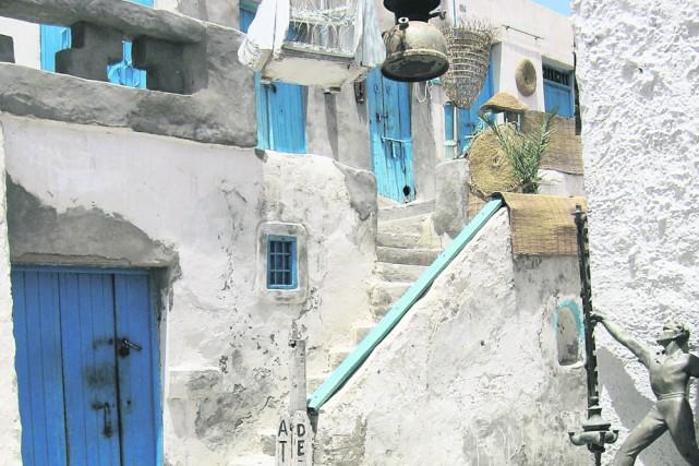 Le souk (marché) de la capitale de l'île,... (Photo: Dali Sanschagrin)
