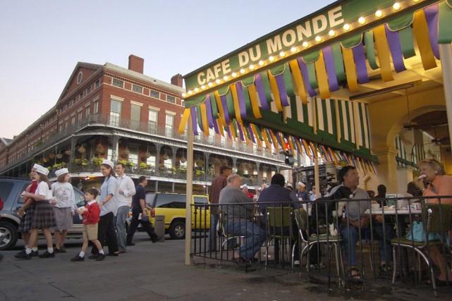 Une visite de La Nouvelle-Orléans ne serait pas... (Photo: Marie-Andrée Lemay)