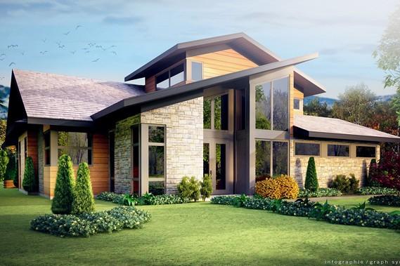 La 13e Maison Tanguay Une Belle Virtuelle Gilles Angers