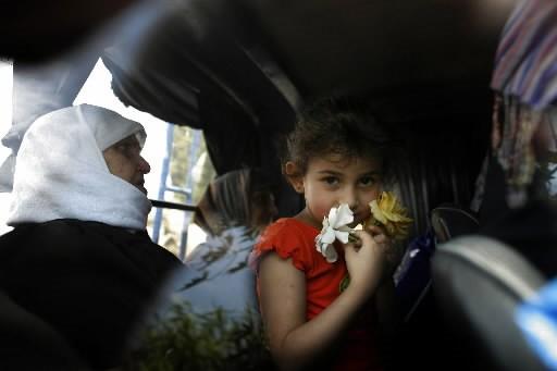 En mai 2007, le camp de Nahr el-Bared a été détruit par les affrontements entre... (Photo: Reuters)