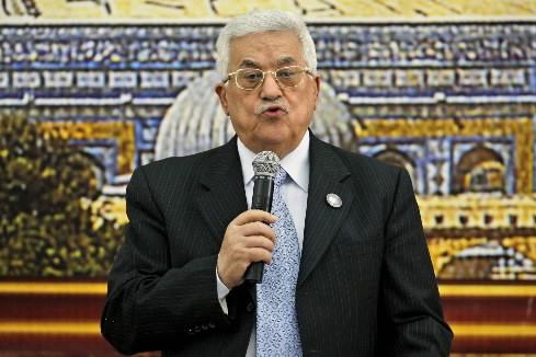 Le président palestinien Mahmoud  Abbas.... (Photo: AP)